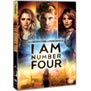 I AM NUMBER 4 - DVD