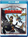How To Train Your Dragon - BLU-RAY(3D)