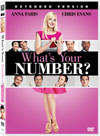 What's Your Number? [Extended Version] - DVD