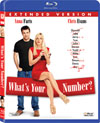 What's Your Number? [Extended Version] - BLU-RAY