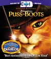 Puss in Boots - 3D+2D BLU-RAY