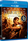 Immortals 3D - BLU-RAY