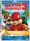 Alvin and the Chipmunks 3 - DVD