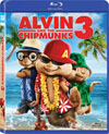 Alvin and the Chipmunks 3 - BLU-RAY