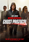 Mission Impossible Ghost Protocol - DVD