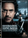 Sherlock Holmes: A Game of Shadow - DVD