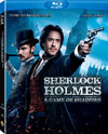 Sherlock Holmes: A Game of Shadow - BLU-RAY