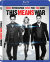 This Means War - BLU-RAY