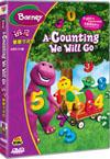 Barney: A Counting We Will Go - DVD