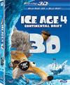 Ice Age: Continental Drift - BLU-RAY