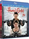 Hansel and Gretel Witch Hunters - BLU-RAY(2D)