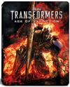 Transformers: Age of Extinction[Steelbook 3-DISC] - BLU-RAY(3D+2D+Bonus Disc)