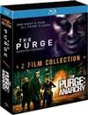 The Purge + The Purge: Anarchy Blu-ray Boxset[2-DISC]- BLU-RAY
