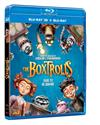 The Boxtrolls - BLU-RAY(3D+2D)