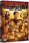 The Scorpion King 4:Quest For Power - DVD