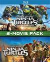 《Teenage Mutant Ninja Turtles:Out of the Shadows》+《Teenage Mutant Ninja Turtles》[2-DISC EDITION] - BLU-RAY