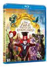 Alice Through the Looking Glass - BLU-RAY(3D)