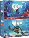 《Finding Dory》+《Finding Nemo》2-Movie Collection[2-DISC] - BLU-RAY