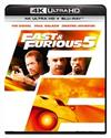 FAST & FURIOUS 5[2-DISC EDITION] - BLU-RAY(UHD+2D)