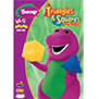 BARNEY: TRIANGLES AND SQUARES FUN SHAPES - DVD