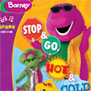 BARNEY - STOP & GO, HOT & COLD - DVD