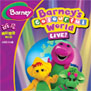 BARNEY'S COLORFUL WORLD!LIVE! - DVD