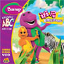 BARNEY - ANIMAL  ABCS - DVD