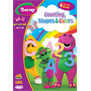 BARNEY - COUNTING SHAPES COLORS - DVD