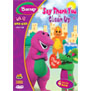 BARNEY - SAY THANK YOU & CLEAN UP - DVD