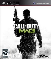 Call of Duty: Modern Warfare 3 - PS 3