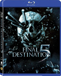 Final Destinations 5 - BLU-RAY