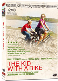 Kid With A Bike, The - DVD
