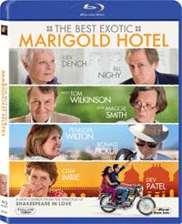 Best Exotic Marigold Hotel, The - BLU-RAY