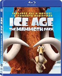 Ice Age The Mammoth Pack - BLU-RAY