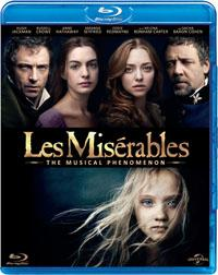 Les Miserable - BLU-RAY