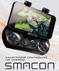 SMACON - Smartphone Controller For Android