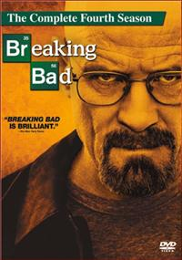 Breaking Bad Season 4(4-Disc) - DVD