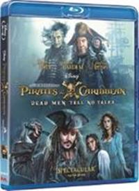Pirates of the Caribbean:Dead Men Tell No Tales - BLU-RAY