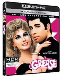 Grease 40th Anniversary[2-DISC EDITION] - BLU-RAY(UHD+2D)