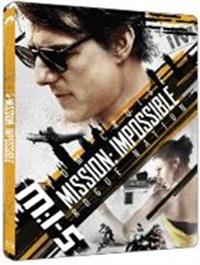 Mission Impossible 5: Rogue Nation - BLU-RAY(UHD)