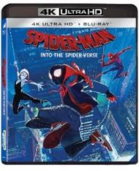 Spider-man: Into the Spider-Verse[2-DISC] - BLU-RAY(UHD + 2D)
