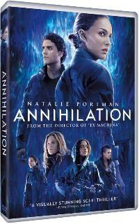 Annihilation(English version) - DVD