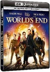 THE WORLD'S END[2-DISC] - BLU-RAY(UHD+2D)