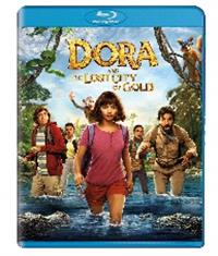 Dora & The Lost City of Gold - BLU-RAY