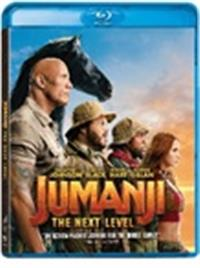 Jumanji:The Next Level - BLU-RAY