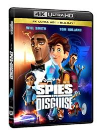 Spies in Disguise[2-DISC] - BLU-RAY(UHD+2D)