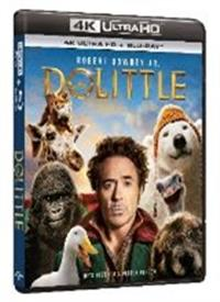 Dolittle[2-DISC] - BLU-RAY(UHD+2D)