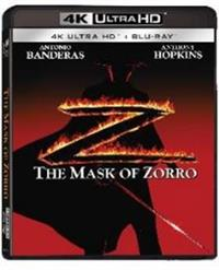 The Mask of Zorro[2-DISC] - BLU-RAY(UHD+2D)