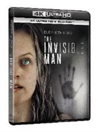 The Invisible Man[2-DISC] - BLU-RAY(UHD+2D)