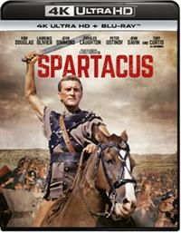 SPARTACUS[2-DISC] - BLU-RAY(UHD+2D)